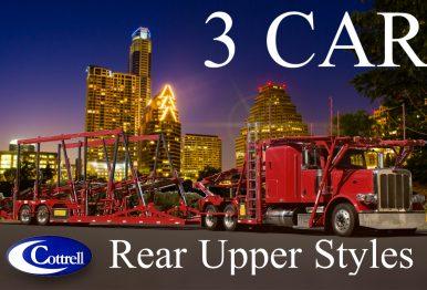 3-CAR CS Rear Upper Style
