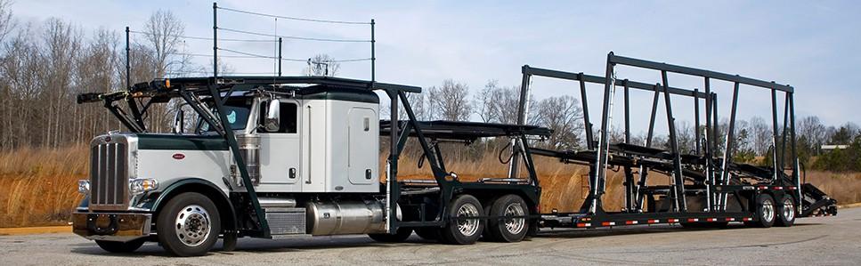 Model C-10LT A/B Highside Stack Car Hauler - Cottrell Trailers
