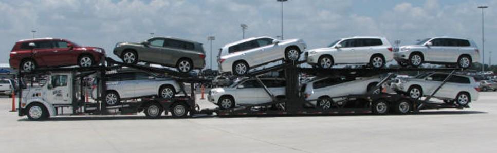 Model Cx 6mst Low Sideframe Stack Car Hauler Cottrell Trailers