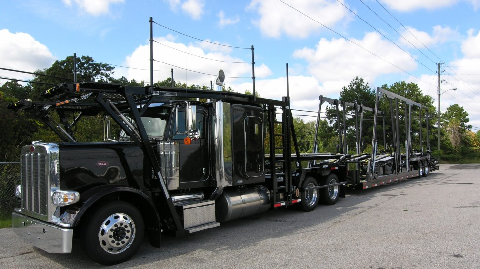 Car Haulers For Rent