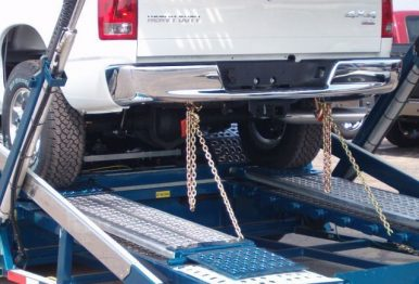 Chain Tie Down Technology