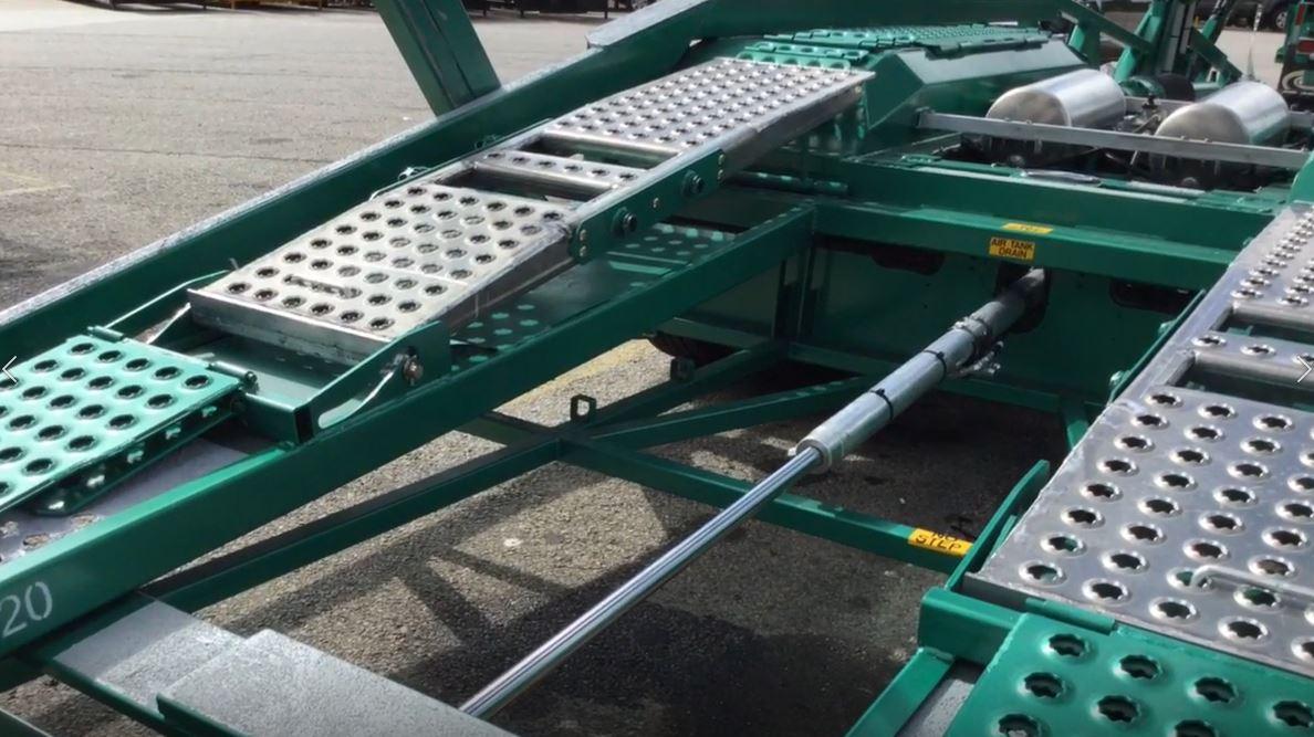 New Low Lift Aluminum Risers