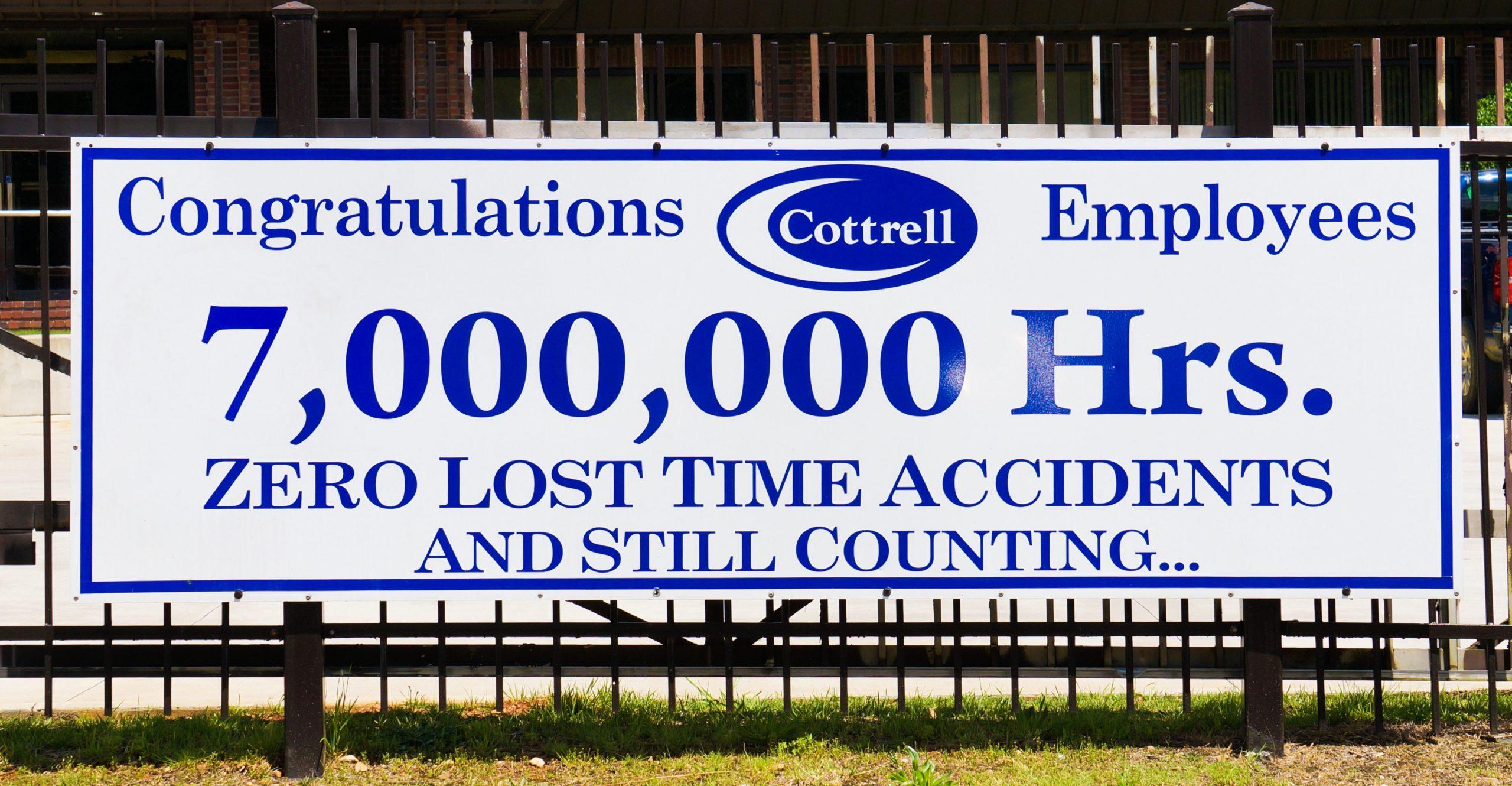 safety milestone